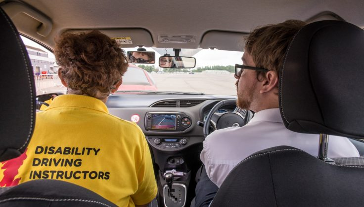 Disability Driving Instructors